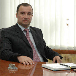 Председатель Правления рыболовецкого колхоза «Восток-1» Евгений УРСАКИЙ