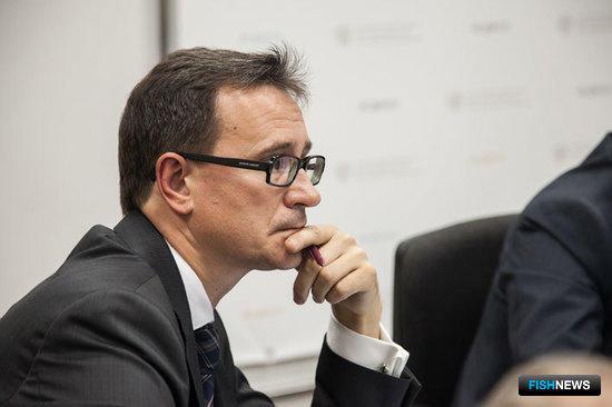 Член Общественного совета при Росрыболовстве, председатель совета директоров медиахолдинга «Фишньюс» Эдуард КЛИМОВ