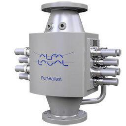 Система Alfa Laval PureBallast стала доступна и для небольших судов
