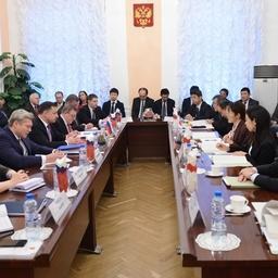 В Москве прошла 32-я сессия Российско-Японской смешанной комиссии по рыболовству. Фото пресс-службы Росрыболовства