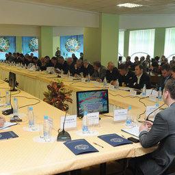 Всероссийское совещание по совершенствованию законодательного регулирования рыболовства, Владивосток, 19 мая 2011