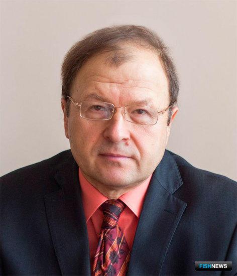Валерий БОГДАНОВ, проректор Дальрыбвтуза по научной работе, доктор технических наук, профессор
