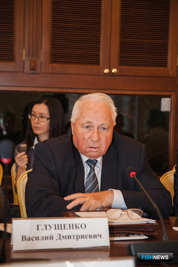 Председатель правления Ассоциации «Росрыбхоз» Василий ГЛУЩЕНКО