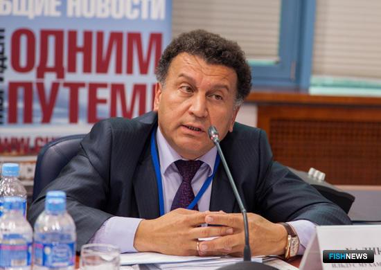 Директор группы компаний «Агентство рефперевозки» Ильдус ХАЛИКОВ