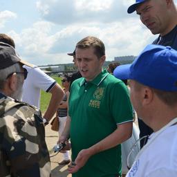 Руководитель Росрыболовства Илья ШЕСТАКОВ. Фото пресс-службы ФАР