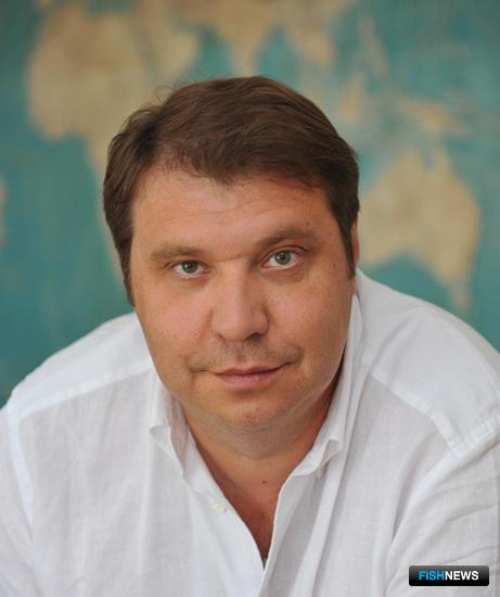Генеральный директор компании «Дальрыба» Вячеслав МОСКАЛЬЦОВ