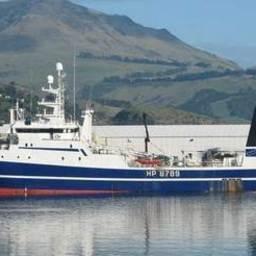 75-метровый траулер норвежской постройки «Морской Волк» приобретен в прошлом году магаданской компанией «Маг-Си» в Новой Зеландии при содействии скандинавской брокерской компании.