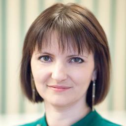 Заместитель руководителя Федерального агентства по рыболовству Яна БАГРОВА
