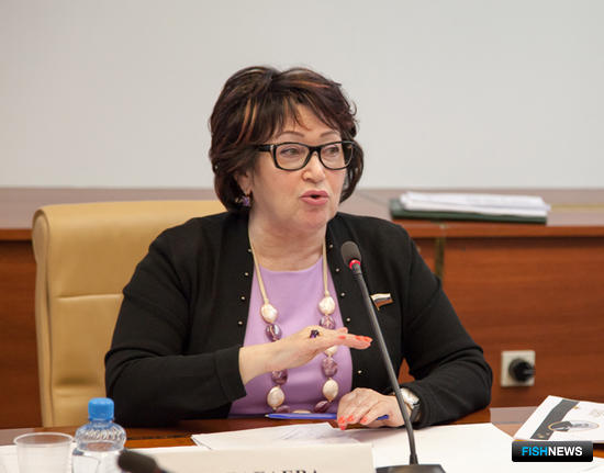 Член комитета СФ по аграрно-продовольственной политике и природопользованию Людмила ТАЛАБАЕВА