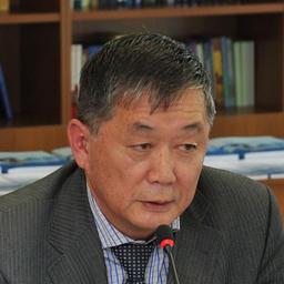 Заместитель первого проректора по научной работе Дальрыбвтуза Игорь КИМ