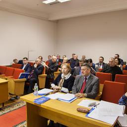 В Росрыбхозе прошло последнее в этом году заседание правления ассоциации