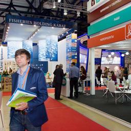 14 сентября в Москве в «Экспоцентре» начала работу международная выставка продуктов питания World Food Moscow 2015