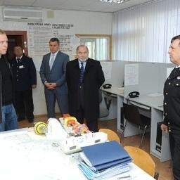 Василий Соколов посетил ВМРК