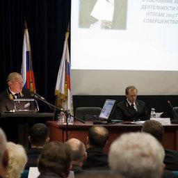 Глава Росрыболовства Андрей Крайний проанализировал уровень антикоррупционной защиты ведомства