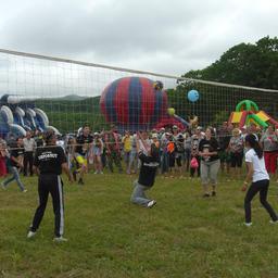 Среди сотрудников группы компаний «Доброфлот» проходил чемпионат по волейболу