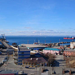 Весной в Корсаковском порту начнется строительство объектов логистическо-перерабатывающего центра