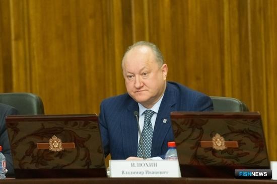 Губернатор Камчатки Владимир ИЛЮХИН. Фото пресс-службы правительства края