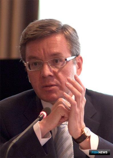 Герман ЗВЕРЕВ, председатель Координационного совета рыбохозяйственных объединений Дальнего Востока