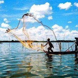 Рыбаки Вьетнама. Фото с портала Vietnam Net