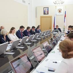 Совещание по подготовке изменений Налогового кодекса прошло в Минсельхозе. Фото пресс-службы ФАР