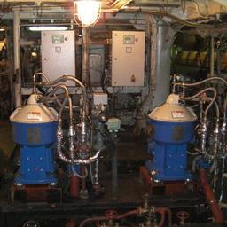 Топливные сепараторы «Альфа Лаваль»