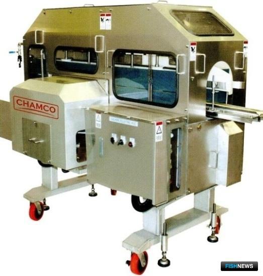 Машина Chamco филетировочная для лососевых