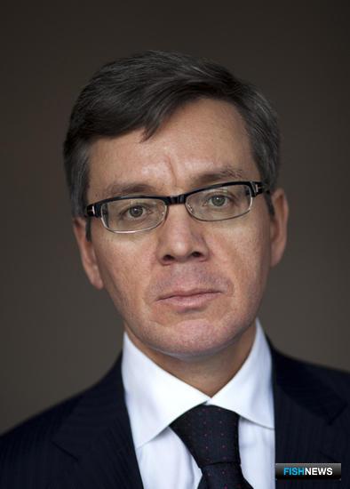 Президент Ассоциация добытчиков минтая Герман ЗВЕРЕВ