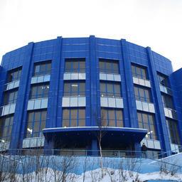 Главный корпус Мурманского государственного технического университета. Фото пресс-службы МГТУ