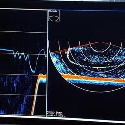 Трал «Атлантика» на промысле сельди, раскрытие 42х125 метров, БАТМ «Бородино». Фото компании «Фишеринг Сервис»