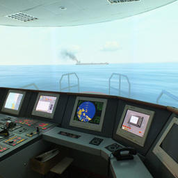 Подготовка морских кадров по последнему слову техники