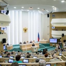 Ветеринарные поправки убедили сенаторов. Фото пресс-службы Совета Федерации