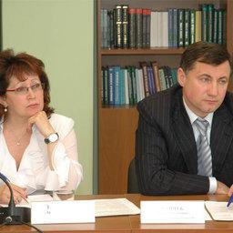 Людмила ТАЛАБАЕВА и Петр САВЧУК