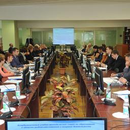 Заседание координационного совета по образованию в области рыбохозяйственной и пищевой деятельности в Дальрыбвтузе
