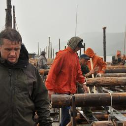 Илья ШЕСТАКОВ лично оценил масштабы той работы, которая требуется для охраны рыбных ресурсов края