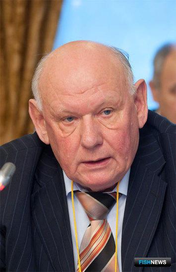 Юрий КОКОРЕВ, президент Всероссийской ассоциации рыбохозяйственных предприятий, предпринимателей и экспортеров (ВАРПЭ)