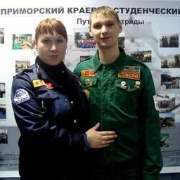 Анна ФУРМАНЕНКО и Максим КАЗУЛИН