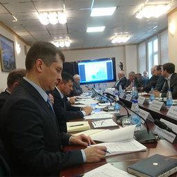 Руководитель Приморского теруправления Росрыболовства Андрей ГИНКЕЛЬ.