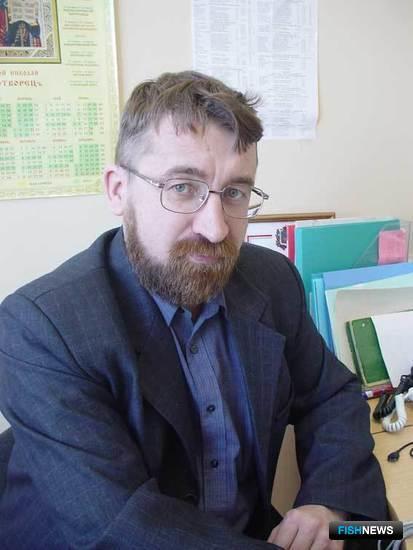 Начальник экспедиции Игорь ГЛЕБОВ