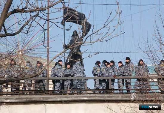 Владивосток, 21 декабря 2008 г.