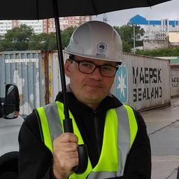 Начальник отдела таможенного оформления коммерческого департамента ВМТП Александр ТКАЧЕНКО
