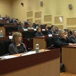 На заседании Камчатского рыбохозяйственного совета подвели окончательные итоги лососевой путины в крае. Фото пресс-службы правительства региона