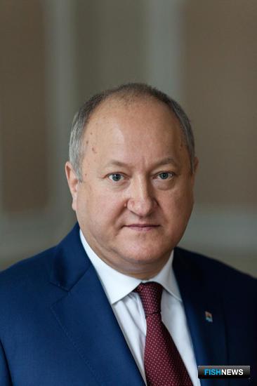Губернатор Камчатского края Владимир ИЛЮХИН