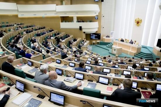 Сенаторы обсудят изменения в закон о ветеринарии. Фото пресс-центра Совета Федерации
