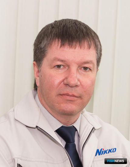 Директор официального дилерского центра компании Nikko в России Максим СУКЛИЯН