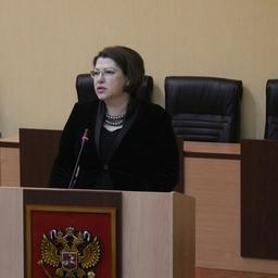 Заместитель председателя правительства края Марина СУББОТА. Фото пресс-службы правительства региона