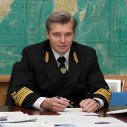 Начальник управления науки и образования Федерального агентства по рыболовству Константин БАНДУРИН