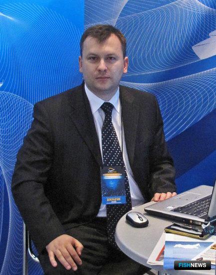 Заместитель начальника ФГУ «Центр системы мониторинга рыболовства и связи» Александр Тимофеев