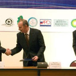 В Южно-Сахалинске открылась первая международная конференция Сахалинской лососевой инициативы