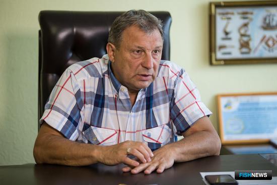 Генеральный директор АО «Гидрострой» Юрий СВЕТЛИКОВ