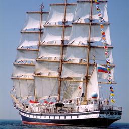 Учебный парусник Росрыболовства «Паллада» 12 февраля отправляется в новое плавание